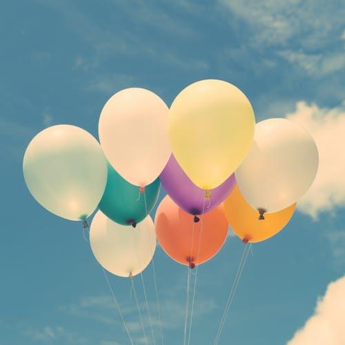 En vinballon klare jeg mig med
